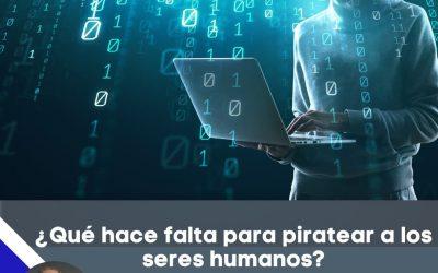 Piratear Humanos ¿Es posible?